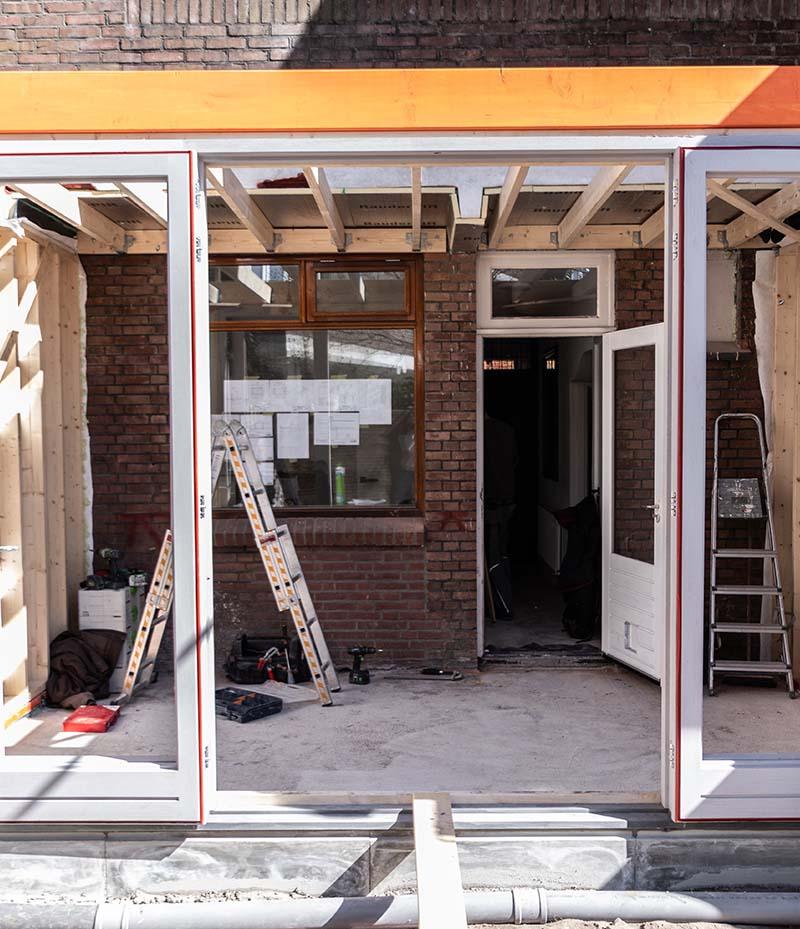 RemmerswaalBouw Aannemersbedrijf - Projecten - Aanbouw Rijswijk foto 1