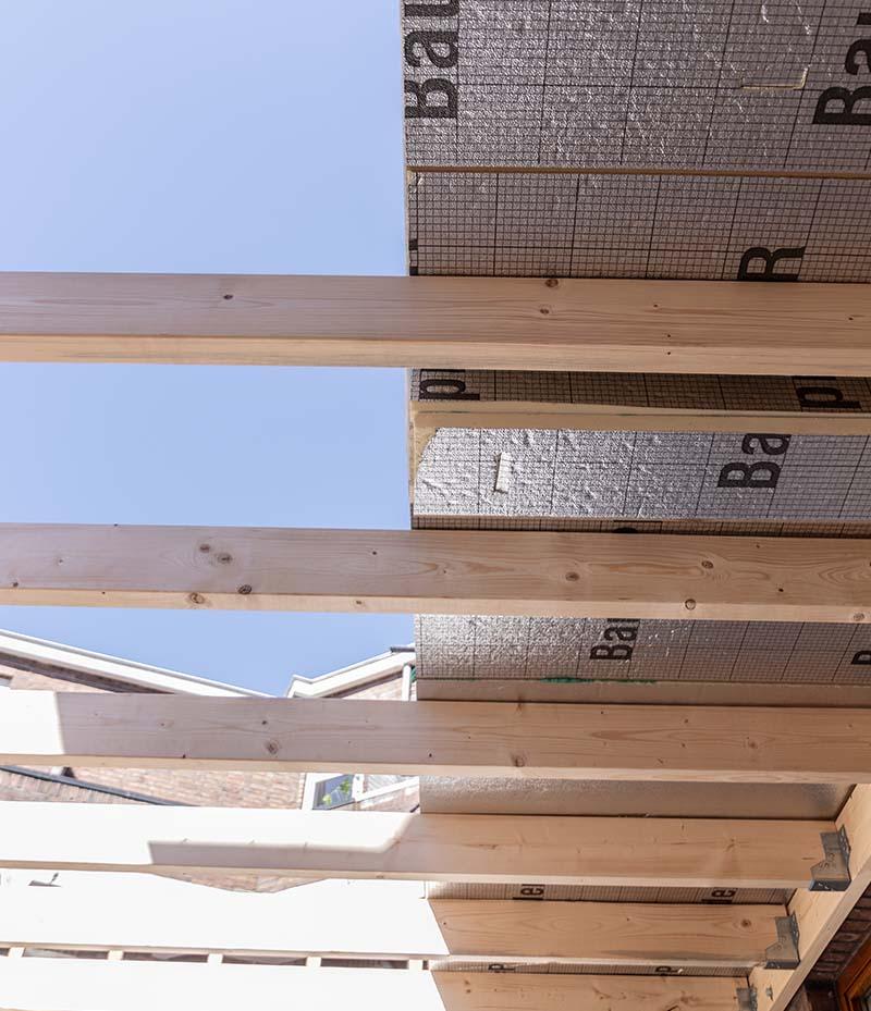 RemmerswaalBouw Aannemersbedrijf - Projecten - Aanbouw Rijswijk foto 3