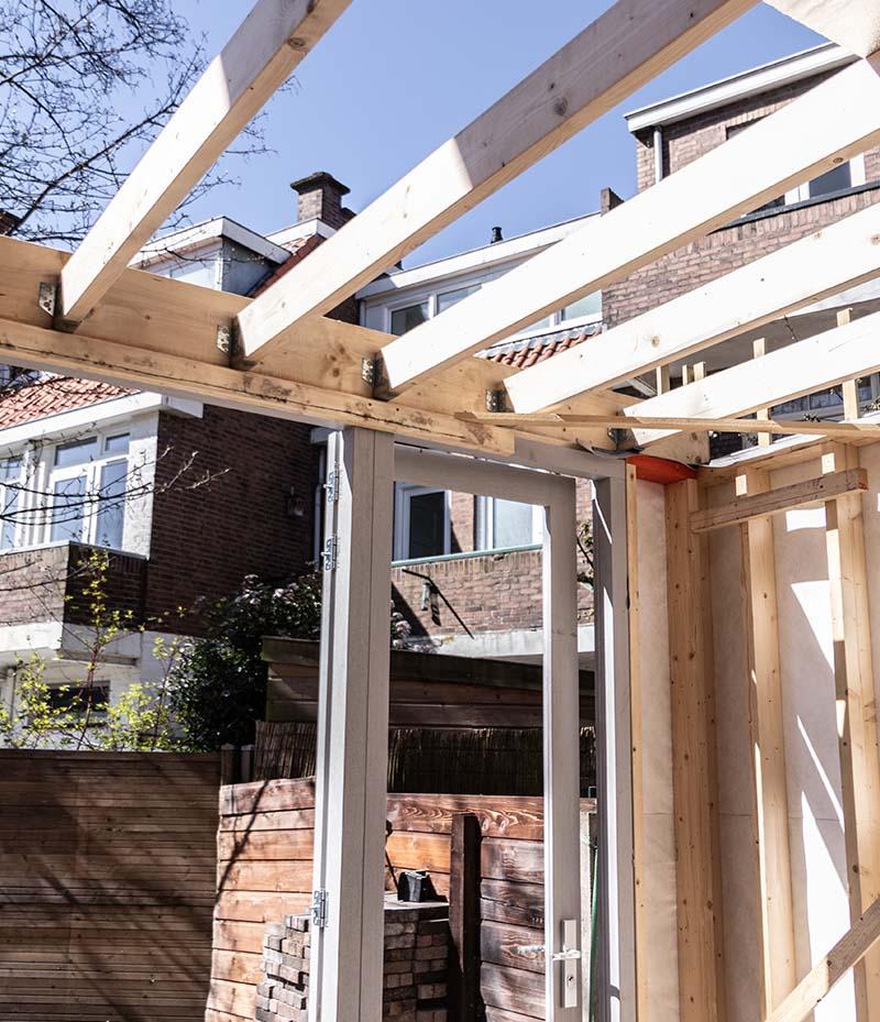 RemmerswaalBouw Aannemersbedrijf - Projecten - Aanbouw Rijswijk foto 4