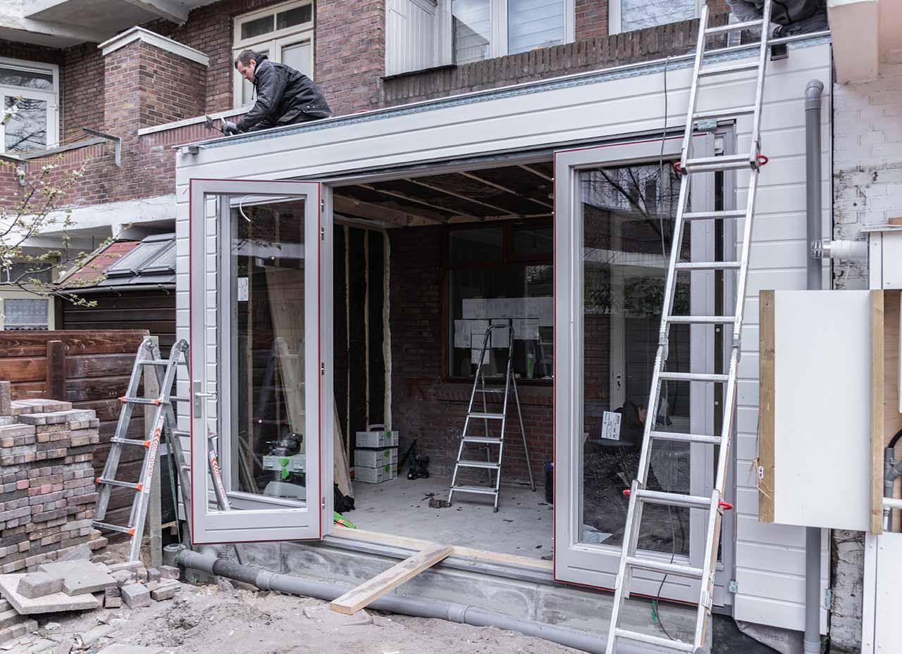 RemmerswaalBouw Aannemersbedrijf - Projecten - Aanbouw Rijswijk foto 7