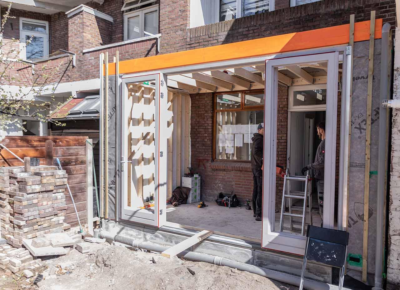 RemmerswaalBouw Aannemersbedrijf - Projecten - Aanbouw Rijswijk foto 8