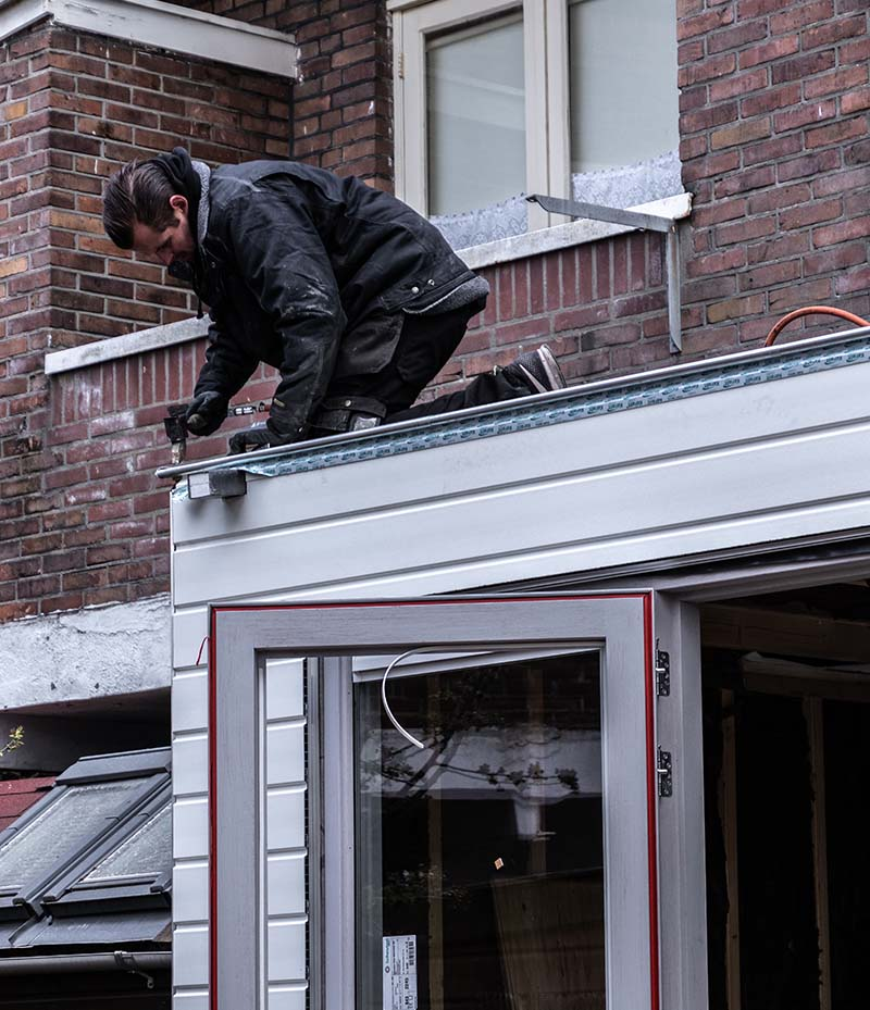 RemmerswaalBouw Aannemersbedrijf - Projecten - Aanbouw Rijswijk foto 9