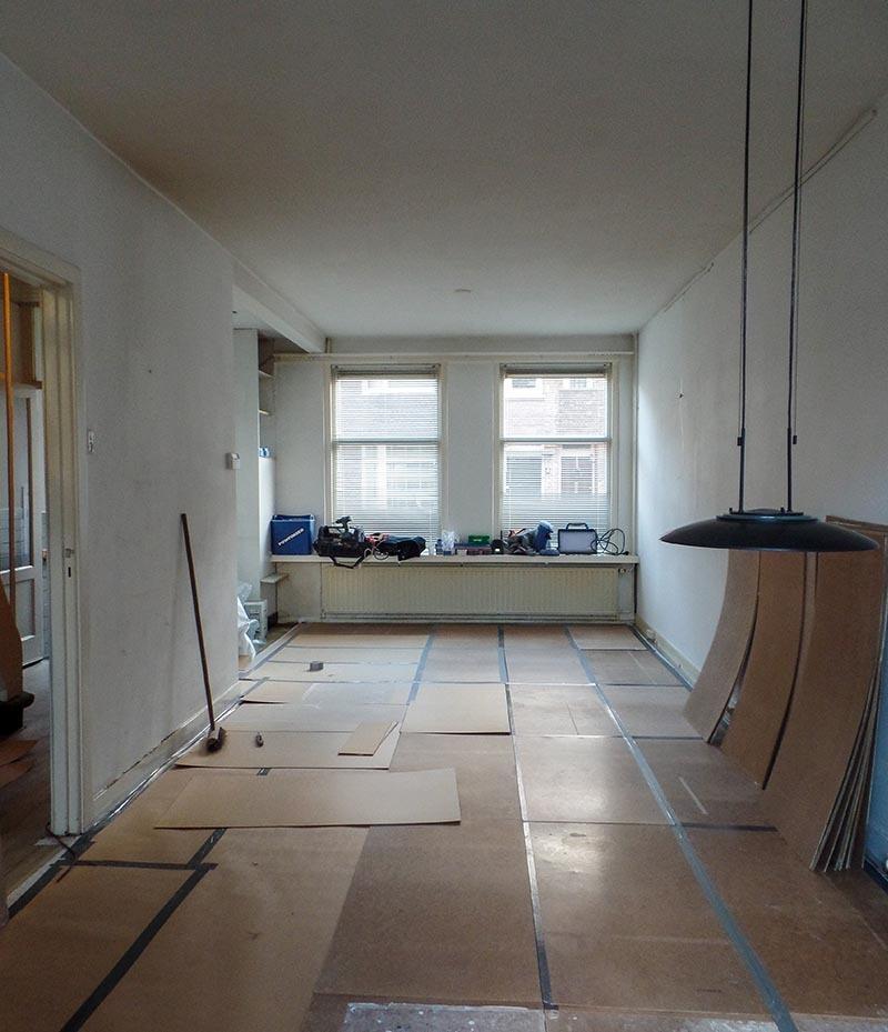 RemmerswaalBouw Aannemersbedrijf - Projecten - Begane grond verbouwing Voorburg foto 2