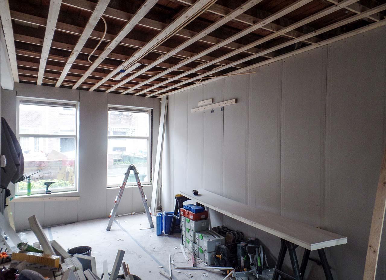 RemmerswaalBouw Aannemersbedrijf - Projecten - Begane grond verbouwing Voorburg foto 3